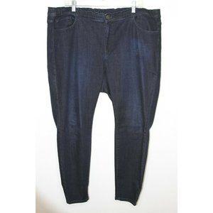 J JILL Dark Wash Denim Leggings Skinny Jeans